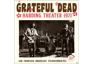 Grateful Dead - Harding Theater 1971 - (CD)