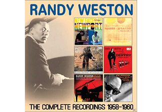 Randy Weston - The Complete Recordings: 1958-1960 - (CD)