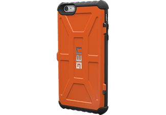 UAG Trooper Card, Backcover, iPhone 6 Plus/6s Plus, Orange