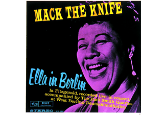 Ella Fitzgerald - Mack The Knife: Ella In Berlin | LP
