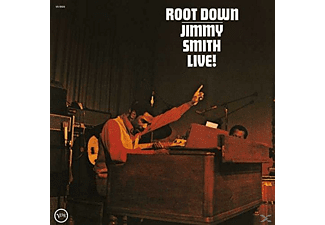 Jimmy Smith - Root Down: Jimmy Smith Live! (Back To Black) - (Vinyl)