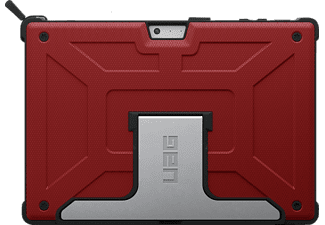 URBAN ARMOR GEAR UAG-SFPRO4, Backcover, Surface Pro 4, Rot/Schwarz