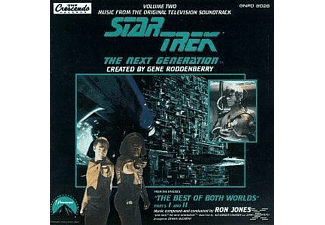 Ron Jones - Star Trek - The Next Generation: TV Soundtrack No. 2 - (CD)
