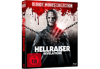 Hellraiser: Revelations (Bloody Movies Collection, Uncut) - (Blu-ray)