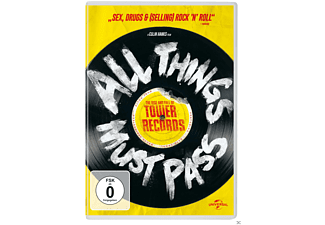All Things Must Pass - The Rise And Fall - (DVD)