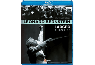 Leonard Bernstein - Larger than Life - (Blu-ray)