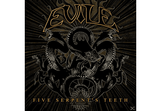 Evile - Five Serpent's Teeth [Vinyl]