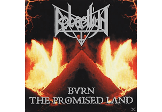 Rebaelliun - Burn The Promised Land - (CD)