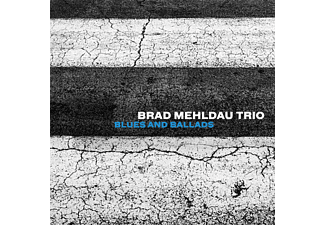 Brad Mehldau Trio Blues And Ballads CD