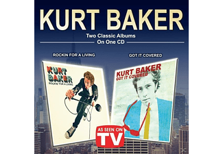 Kurt Baker - Two Classic Albums On One CD [CD]