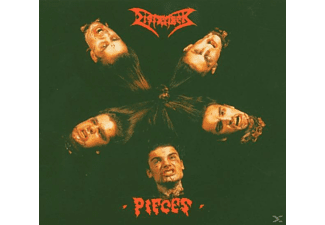 Dismember - Pieces - (CD)