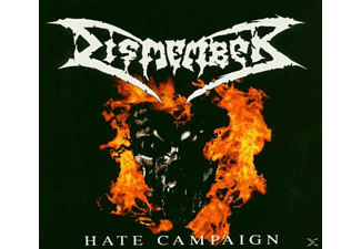Dismember - Hate Campaign - (CD)
