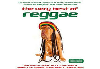 VARIOUS - The Very Best Of Reggae - (CD)