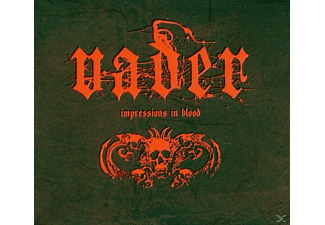 Vader - Impressions in Blood [CD]