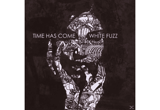 Time Has Come - White Fuzz - (CD)