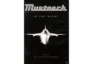 Mustasch - Mustasch In The Night - (CD)