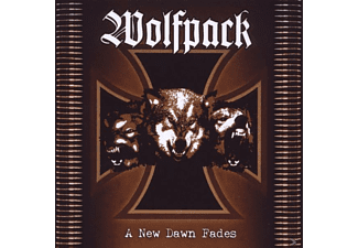 Wolfpack - A New Dawn Fades [CD]