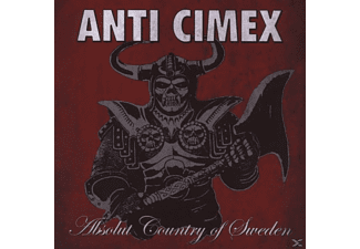 Anti Cimex - Country Of Sweden [CD]