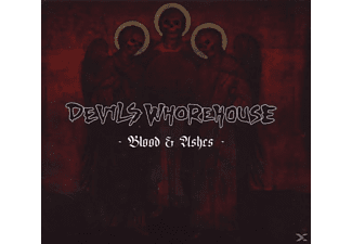 Devils Whorehouse - Blood & Ashes - (CD)