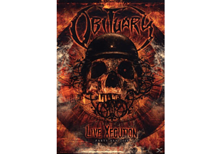 Obituary - LIVE XECUTION [DVD]