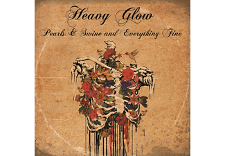 Heavy Glow - Pearls And Swine And Everything Fine (Black Colour - (Vinyl)