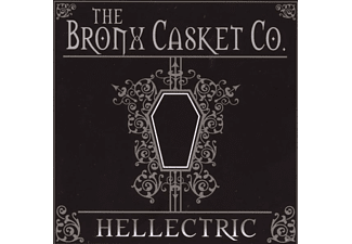 The Bronx Casket Co. - Hellectric - (CD)