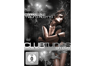Mauro Picotto, Cappella - Clubtunes On Dvd-Special Edition [DVD]