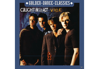 Caught In The Act - Vibe - (CD)