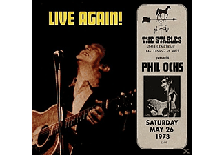 Phil Ochs - Live Again! - (CD)