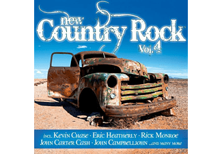 VARIOUS - New Country Rock Vol.4 - (CD)