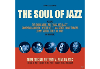 VARIOUS - The Soul Of Jazz [CD]