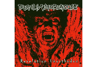 Devils Whorehouse - Revelation Unorthodox - (CD)