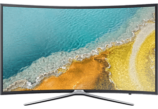"SAMSUNG UE55K6375SUXXE 55"" Smart Curved Full HD - TV - Svart"