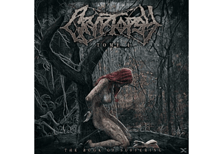 Cryptopsy - The Book of Suffering - Tome 1 (Vinyl LP (nagylemez))