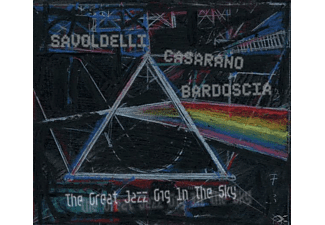 SAVODELLI/CASARANO/BARDOS - The Great Jazz Gig In The Sky - (CD)