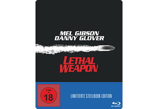 Lethal Weapon 1 - Zwei stahlharte Profis (Steelbook) [Blu-ray]