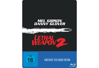 Lethal Weapon 2 - Brennpunkt L.A. (Steelbook) [Blu-ray]