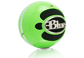 BLUE MIC Snowball Neon Green