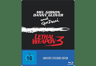 Lethal Weapon 3 - Die Profis sind zurück (Steelbook) [Blu-ray]