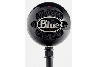 BLUE MIC Snowball Gloss Black