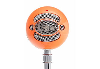 BLUE MIC Snowball Neon Orange