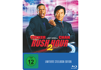 Rush Hour 2 (Steelbook) - (Blu-ray)