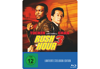Rush Hour 3 (Steelbook) [Blu-ray]