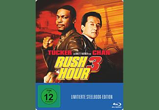 Rush Hour 3 (Steelbook) [Blu-ray]