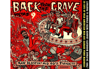 VARIOUS - Back From The Grave - Volume 9 - (CD)