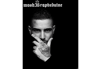 Mosh36 - Rapbeduine (Ltd. Fan Edt.) [CD + DVD Video]