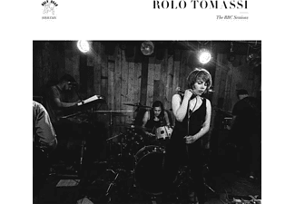 Rolo Tomassi - The BBC Sessions (green 10 inc - (Vinyl)
