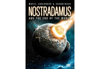 Nostradamus And The End Of The World - (DVD + CD)