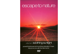 Escape To Nature: Soothing Sun - (DVD)