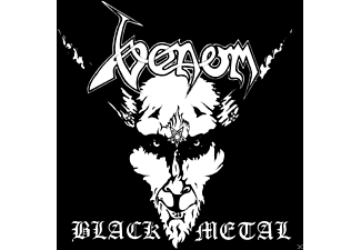 Venom - Black Metal (Limited Edition) - (Vinyl)